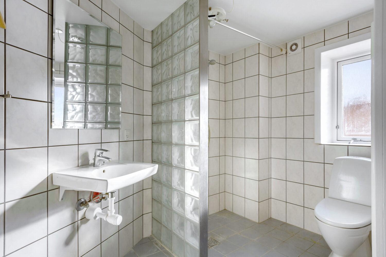 Østergade 49 st, 6270 Tønder badeværelse